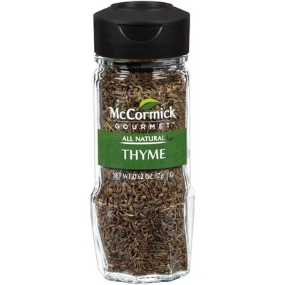 McCormick Gourmet™ All Natural Thyme
