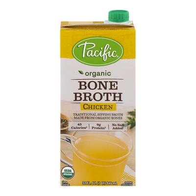 Pacific Organic Unsalted Chicken Bone Broth