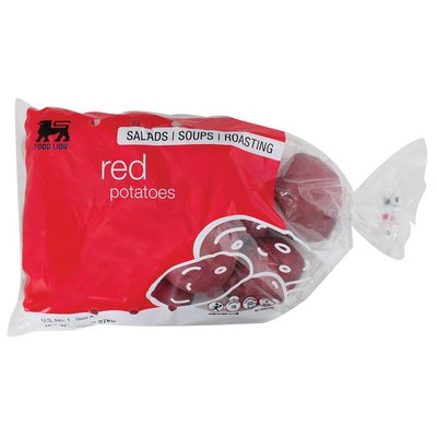 Red Potatoes Bag