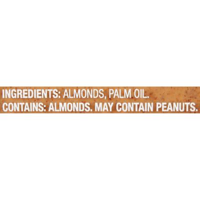 Maranatha No Stir Creamy Natural No Sugar or Salt Added California Almond Butte