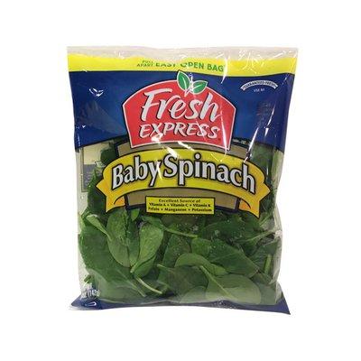 Fresh Express Baby Spinach
