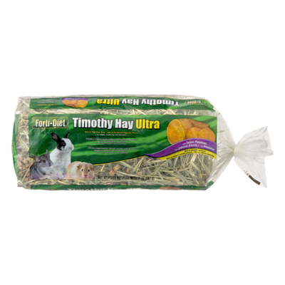 Forti-Diet Timothy Hay Ultra Natural High Fiber Treat with Sweet Potatoes
