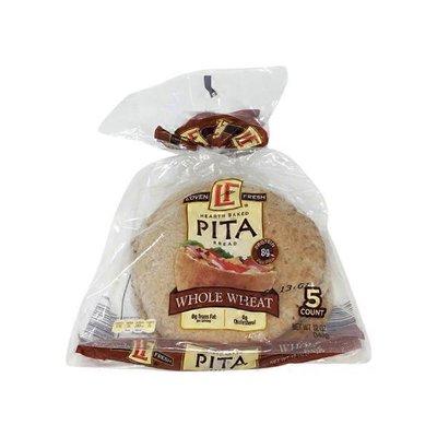 L'oven Fresh Hearth Baked Whole Wheat Pita Bread