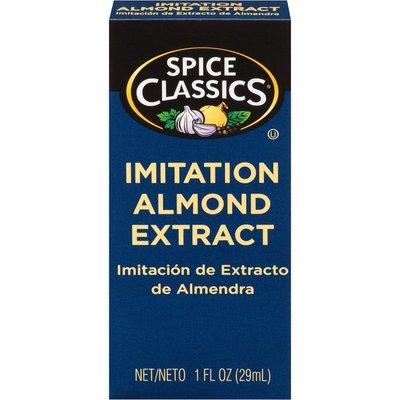 Spice Classics Imitation Almond Extract