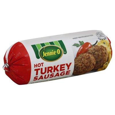 Jennie-O Lean All-Natural Hot Turkey Sausage
