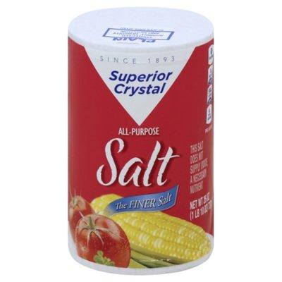 Superior Salt The Finer Salt