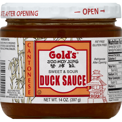 Gold's Duck Sauce Sweet & Sour