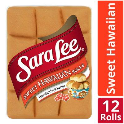 Sara Lee Sweet Hawaiian Rolls