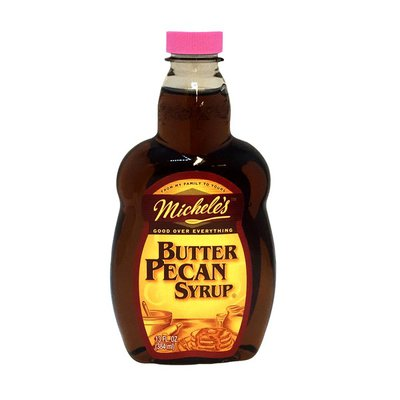Micheles Syrup, Butter Pecan