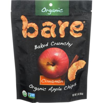 Bare Organic Cinnamon Apple Chips