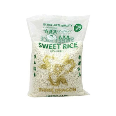 Three Dragon Sweet Jasmine Rice