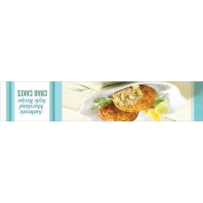 Sea Cuisine Authentic Maryland Style Recipe Crab Cakes