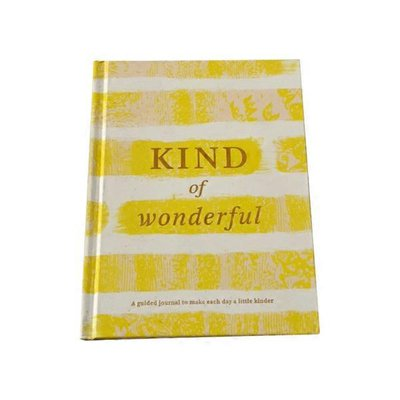 Compendium Incorporated Kind of Wonderful Journal