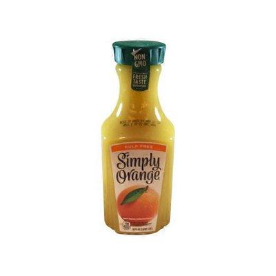 Simply Orange Pulp Free Orange Juice Drink