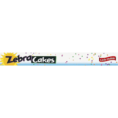 Little Debbie Zebra Cakes