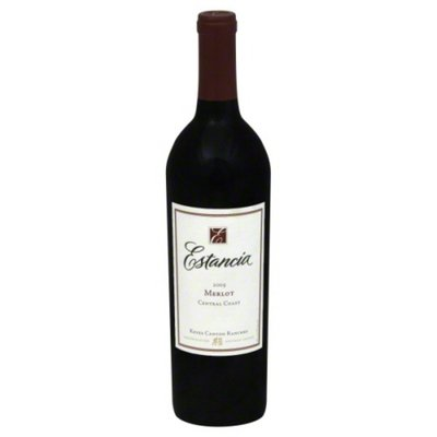 Estancia Merlot Red Wine