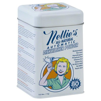 Nellies Dishwasher Powder, Automatic