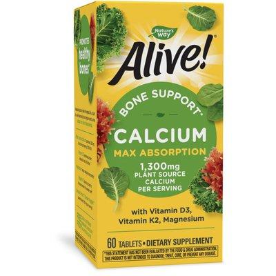 Nature's Way Alive!® Calcium Formula
