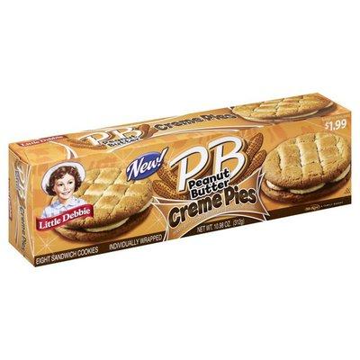 Little Debbie Creme Pies, Peanut Butter