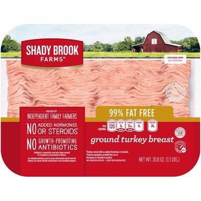 Shady Brook Farms Fresh 99% Lean Ground Turkey