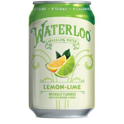 Waterloo Sparkling Water Lemon-Lime