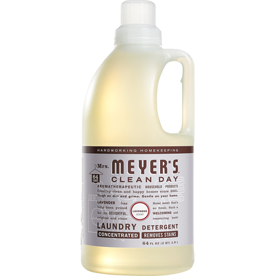 Mrs. Meyer's Clean Day Clean Day Laundry Detergent, Lavender