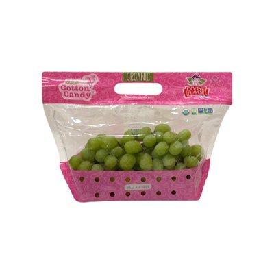 Organic Cotton Candy Grapes