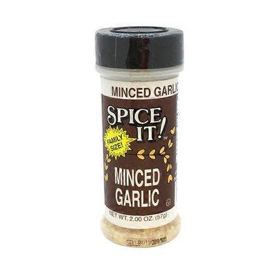 Spice It ! Minced Garlic
