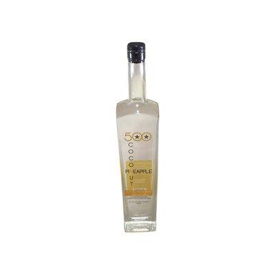 500 Vodka Coconut Pineapple Vodka