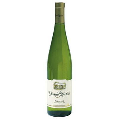 Chateau Ste. Michelle Riesling Wine