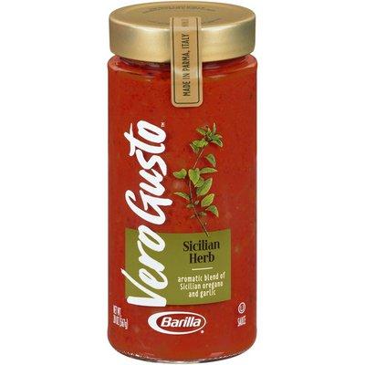 Barilla® Vero Gusto Pasta Sauce Sicilian Herb