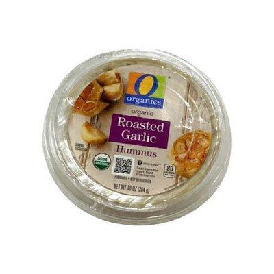 O Organics Hummus, Organic, Roasted Garlic