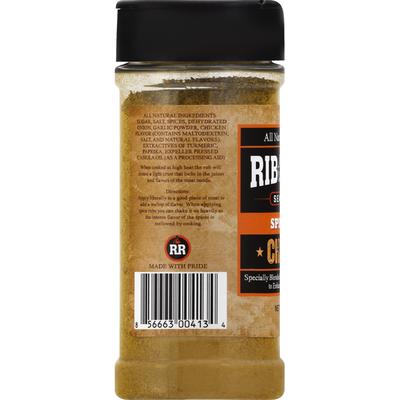 Rib Rack Seasoning, Chicken, Spice Rub