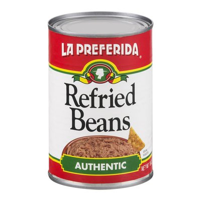 La Preferida Refried Beans, Authentic