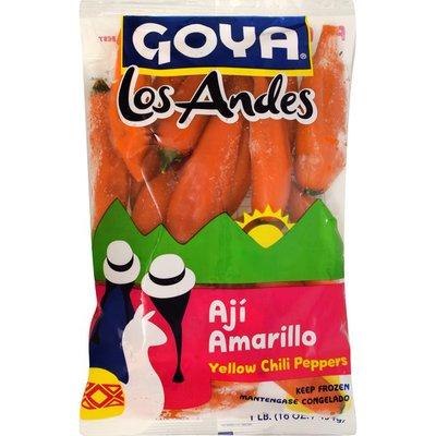 Goya Aji Amarillo Yellow Chili Peppers