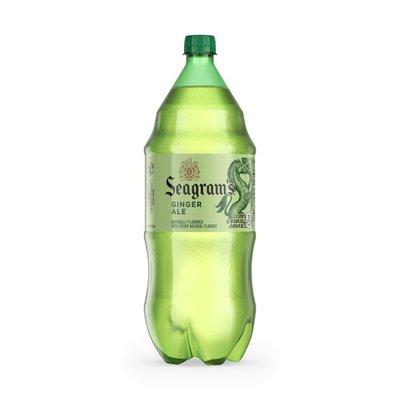 Seagram's Ginger Ale Soda Soft Drink