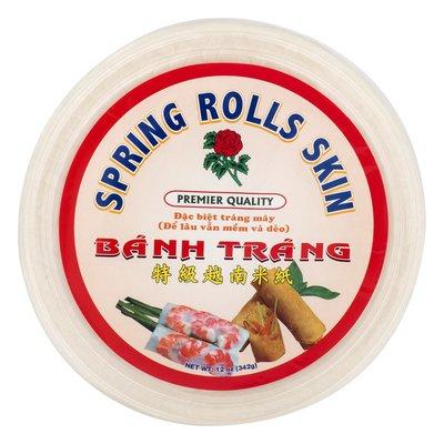 Banh Trang Spring Rolls Skin