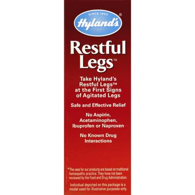 Hyland's Restful Legs, Quick-Dissolving Tablets