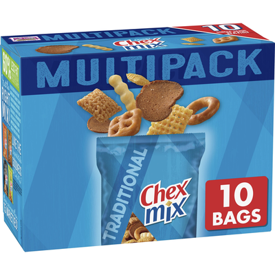 Chex Mix Traditional Savory Snack Mix