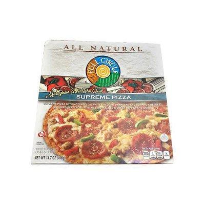 Full Circle Natural Supreme Pizza