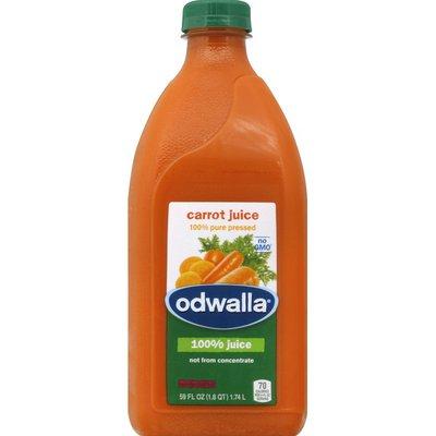 Odwalla 100% Juice, Carrot Juice