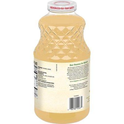 Santa Cruz Organic Pure Lemon Juice