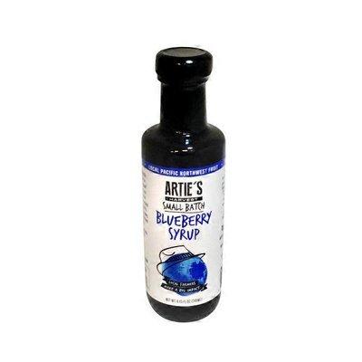 Artie's Harvest Blueberry Syrup