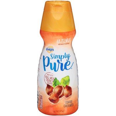 International Delight Simply Pure Hazelnut Coffee Creamer