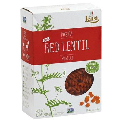 Pasta Lensi Fusilli, 100% Red Lentil