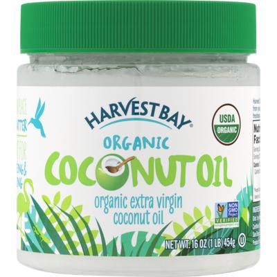 Harvest Bay Organic Coconut Oil Organic Extra Virgin