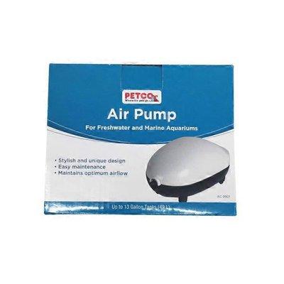 Petco Air Pump For Freshwater & Marine Aquariums