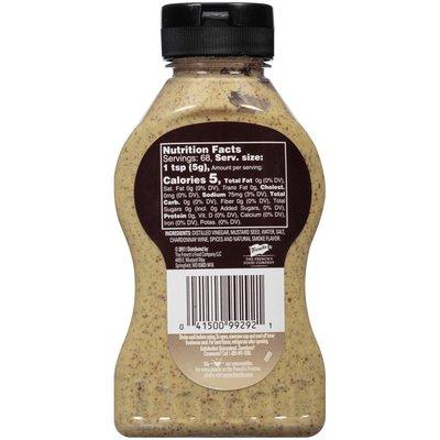 French's® Stone Ground Dijon Mustard