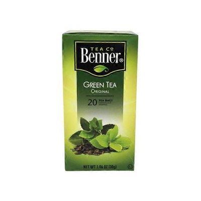 Benner Green Tea