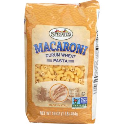 Sprouts Macaroni Pasta